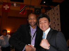 西岡利晃オフィシャルブログWBC世界スーパーバンタム級チャンピオン