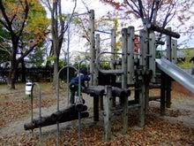 りょーじぃのブログ-市内の公園1