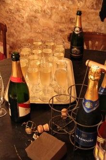 プロヴァンス発 南フランス暮らし365日-シャンパン