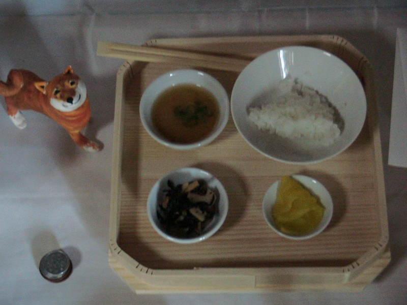 おまけ道@琵琶湖畔で実家生活♪ポテチンっ♪-20120122