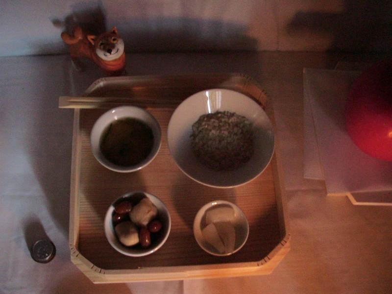 おまけ道@琵琶湖畔で実家生活♪ポテチンっ♪-20120123