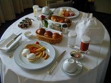 クレジットカードミシュラン・ブログ-パークハイアット東京朝食