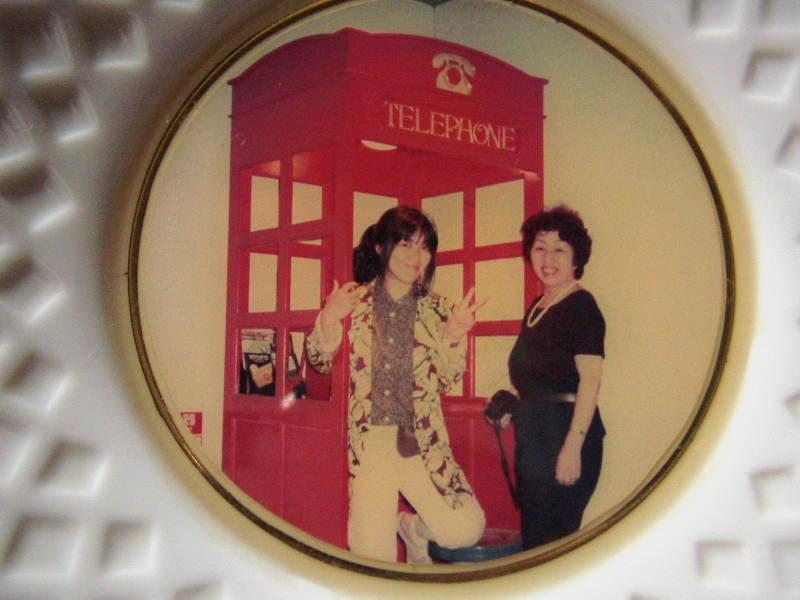 おまけ道@琵琶湖畔で実家生活♪ポテチンっ♪-25年ぐらい前