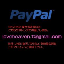 $LOVE HEAVEN-paypal