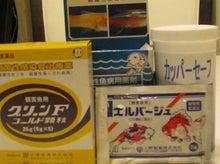 快水魚の祝宴-薬品