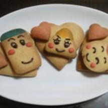 パッコロリンクッキー