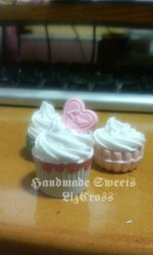 Hand made <Sweets> LizCross