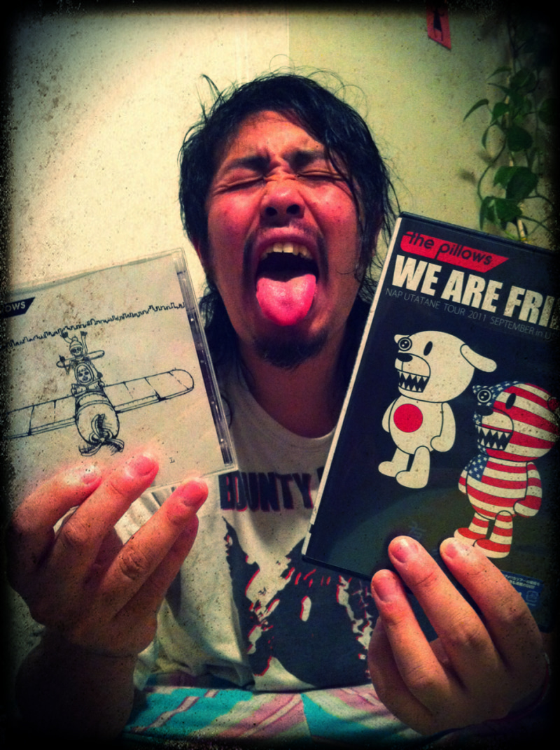 "All Ages TOMのBLOG-NAP Tour 2011 DVD ""We are friends"""