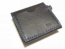 OXIO-CRAFT(オキクラ)の「革雑貨」製作日記-コインケース