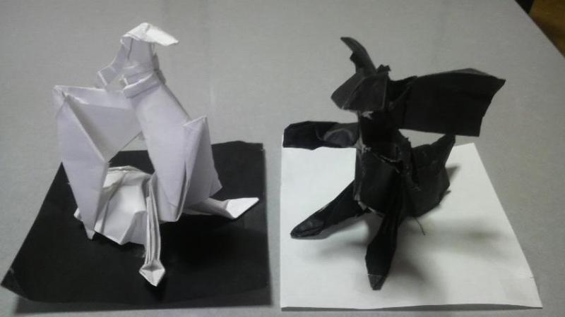 ハート 折り紙 折り紙 ポケモン 折り方 : divulgando.net