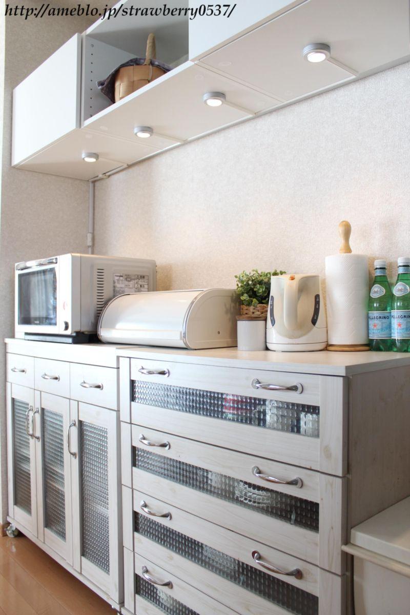 キッチン ikeaキッチン収納 : 脱ずぼら主婦のインテリア