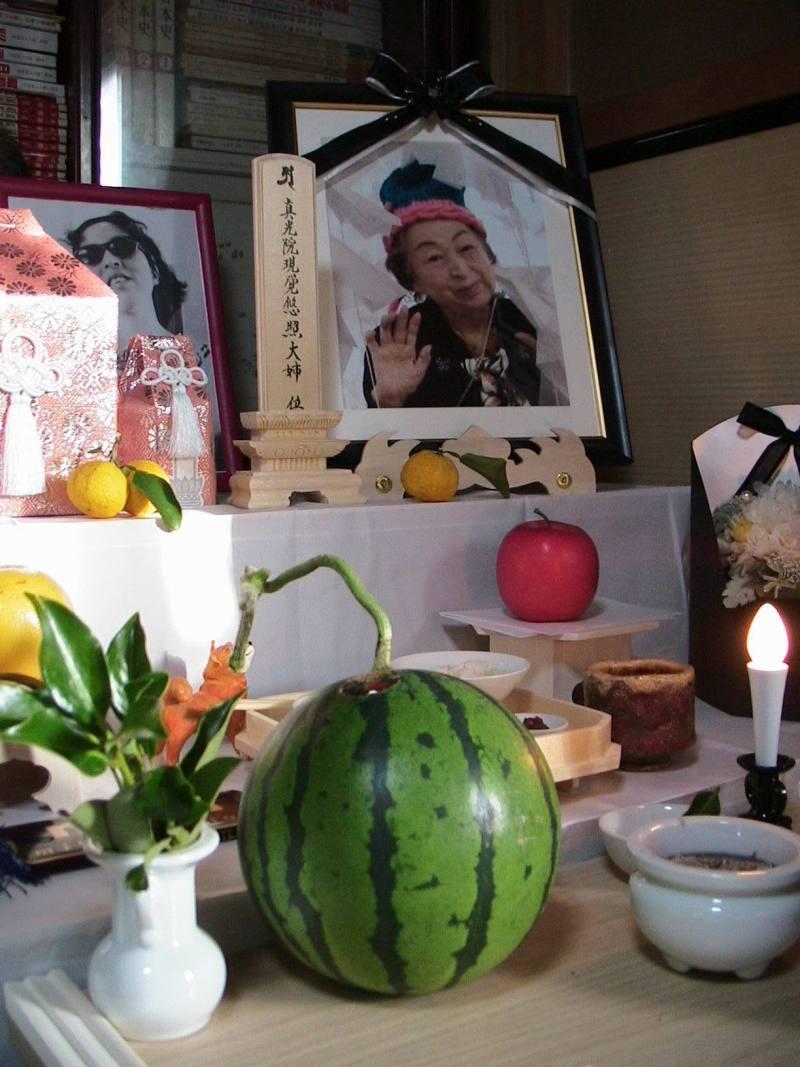 おまけ道@琵琶湖畔で実家生活♪ポテチンっ♪-20120129