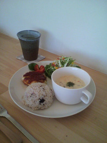 Cafe Leaf [カフェ リーフ]  栄養士がおすすめするヘルシーお豆富の創作料理-P1010777.jpg