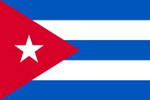 $食い旅193ヶ国inTOKYO-キューバ国旗