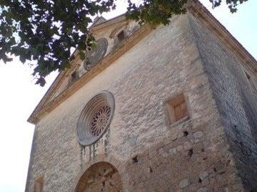 修道院正面