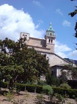 修道院遠景2