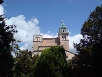 修道院遠景1