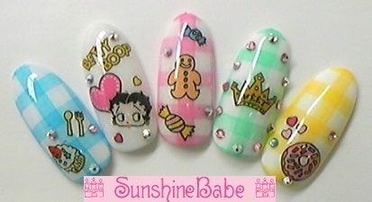 SunshineBabe Blog (ジェルネイル☆サンシャインベビーのブログ)