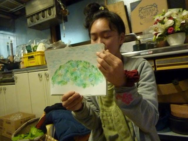 $きらめ樹大和高原の会ブログ-紙芝居つりちゃん