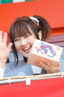 桃井はるこオフィシャルブログ「モモブロ」Powered by アメブロ-節分40