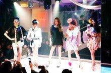 道端アンジェリカ 坂地久美 ファッションショー