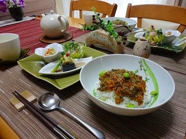 美味しい・楽しい・幸せな食卓-ドライカレー