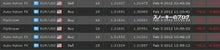 スノーキーのブログ-20120204シストレ24約定履歴