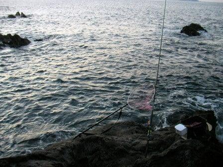 一生釣りして暮らしたい-5始めます