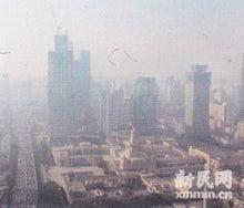 $日本人の進路-中国の大気汚染01