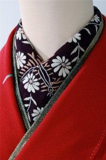 $髪結いがはじめた着物屋  「縁-enishi-」のブログ-アンティーク半襟