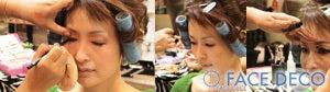 Beauty処方箋:美容室[FACE DECOフェイスデコ]埼玉県さいたま(浦和)・所沢/東京都東村山(久米川)-FACE DECOブライダル/浦和店IKUKO