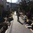 森山神社の朝市に参加…