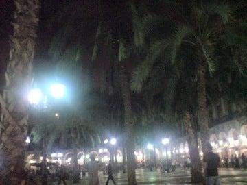 夜の広場2