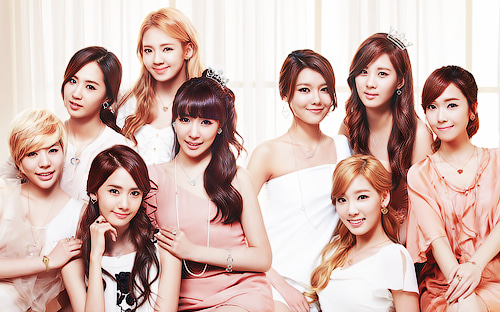 $I♥少女時代 We♥SNSD We are S♥NE ☆彡