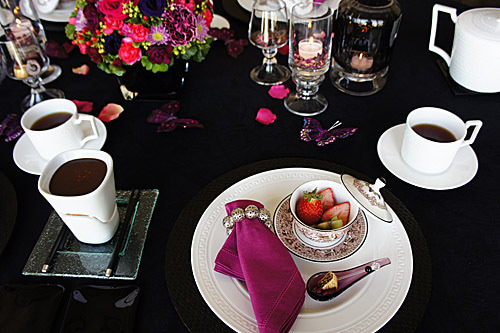 Beauty Diary ~PERLAbeaute(ペルラボーテ)~-Valentine Tea Party