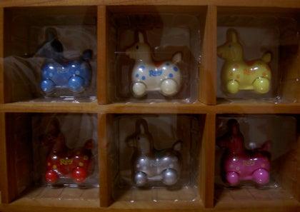 チョロQ☆スタイル-wood case