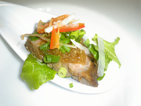 $西 龍治(RyujiNishi)のブログ 「食の一期一会」-4