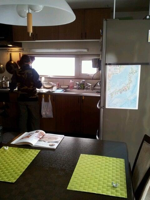 $歩き人ふみの徒歩世界旅行 日本・台湾編-地図のある食卓