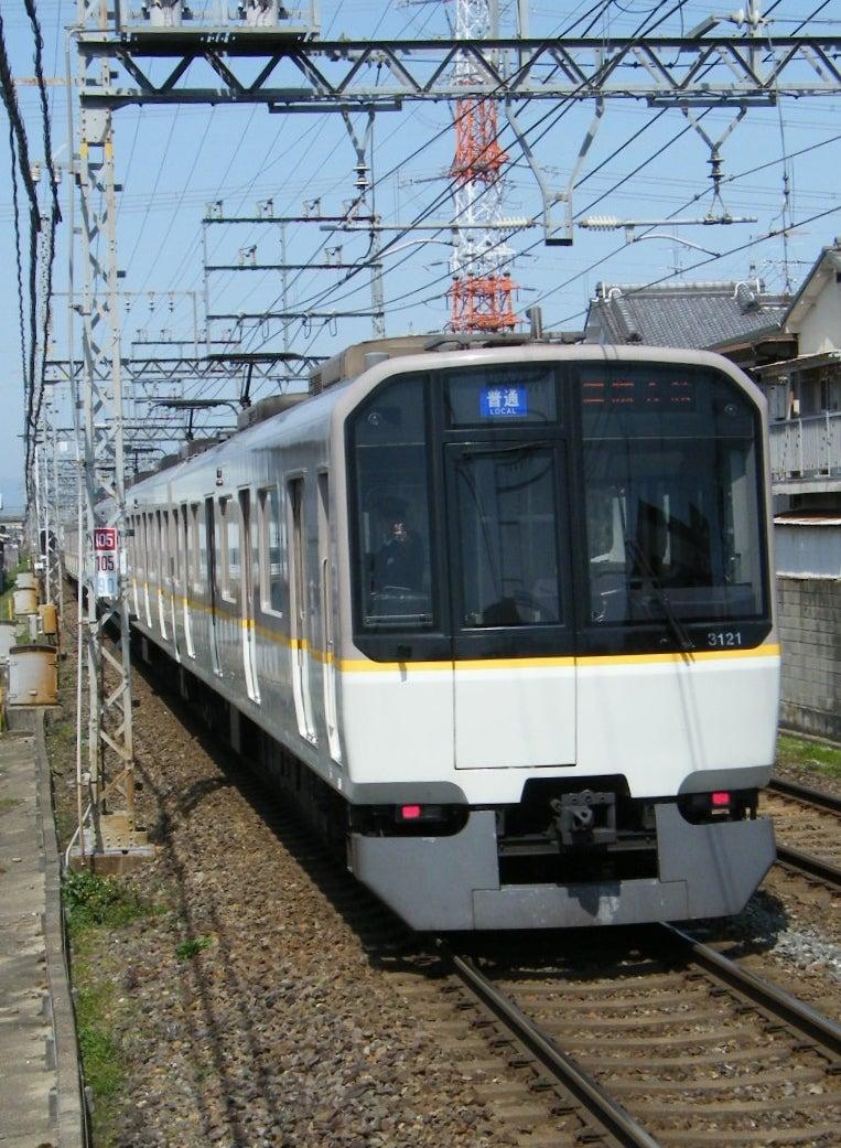 近鉄3220系普通