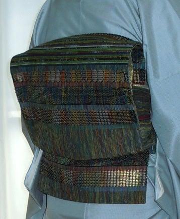 Yukoのハンドメイド+着物雑記-渡文の帯