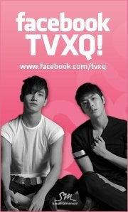 TVXQ FaceBook