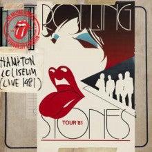 銀座Bar ZEPマスターの独り言-Stones '81 Live