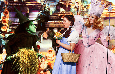 dualities of good vs evil in the wizard of oz essay Fantasy books: there's a whole other world out there the wonderful wizard of oz, james and the giant peach a great example of good vs evil is a wrinkle in time.