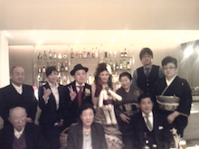 IWASAKI「木の仕事」-結婚式02