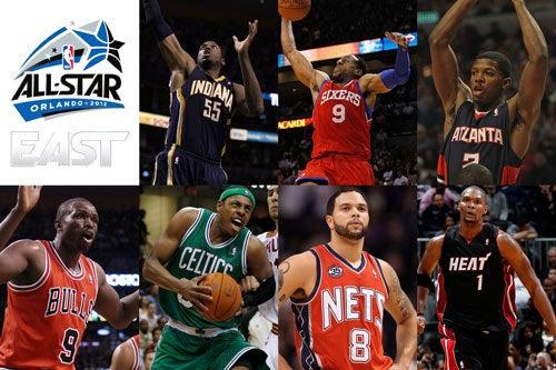 バスケットボールショップ SLAM ブログNBA ALLSTAR GAME 2012 リザーブ&スリーポイントコンテスト出場選手発表!!