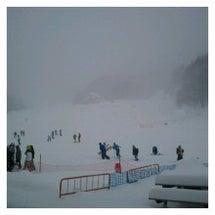 1歳児を連れて雪山へ…
