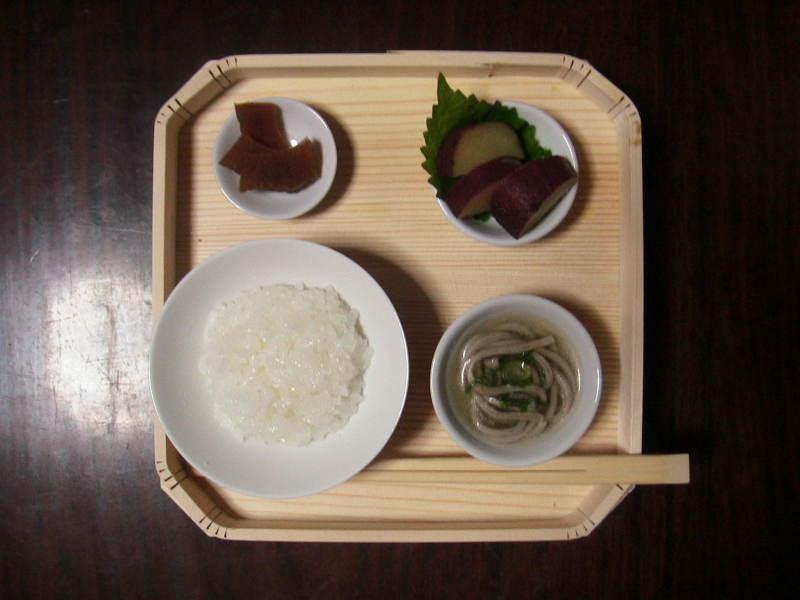 おまけ道@琵琶湖畔で実家生活♪ポテチンっ♪-20120214