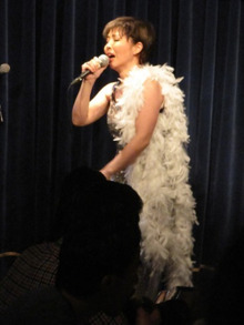 Vocal Bar REAL DIVA'Sの日々。