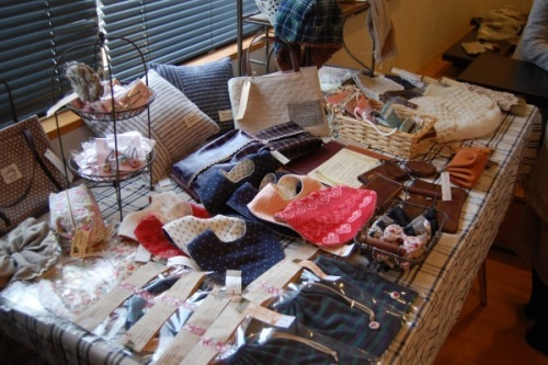 布畑~Nuno-Batake~ リネンとコットンの布小物