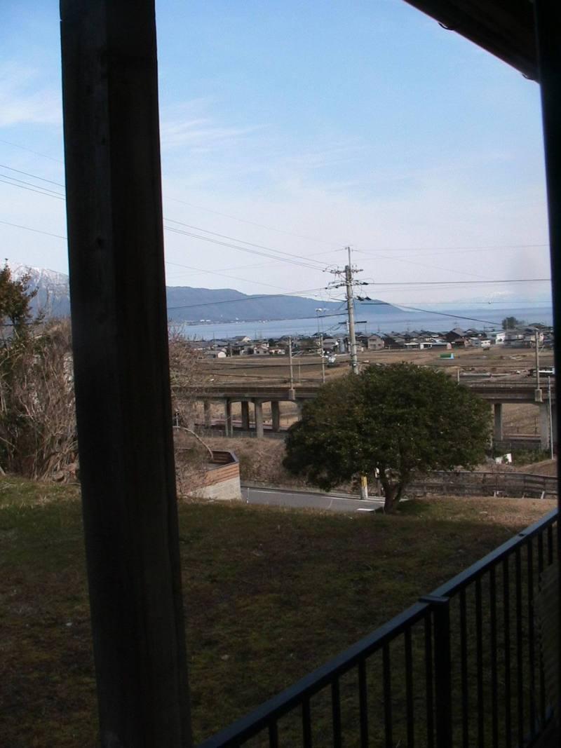 おまけ道@琵琶湖畔で実家生活♪ポテチンっ♪-20120216